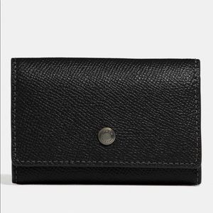 🆕 NWT - Coach Five Ring Key Holder Wallet